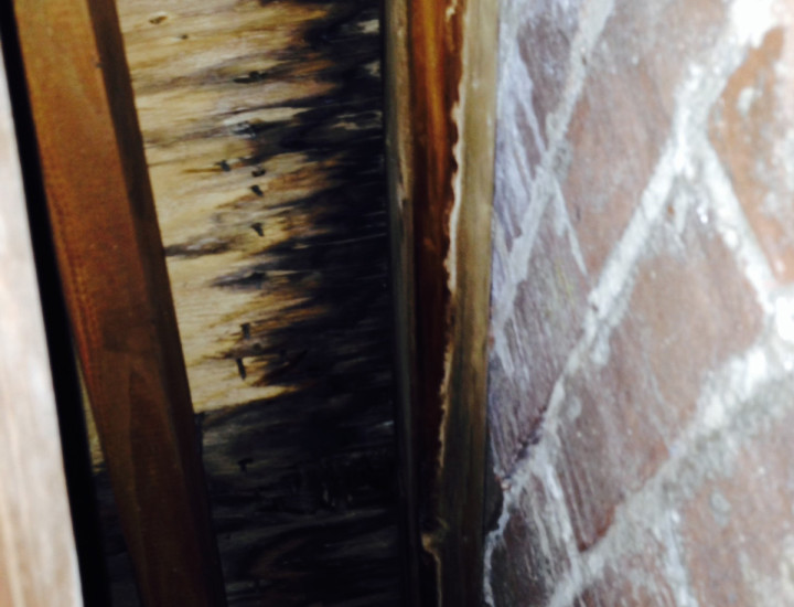 chimney-Water-Damage